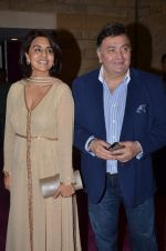 Rishi Kapoor and neetu singh at ccdt ngo event on 30th Nov 2015 (114)_565d696e43499.JPG