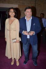 Rishi Kapoor and neetu singh at ccdt ngo event on 30th Nov 2015 (115)_565d695e4eb34.JPG