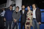 Siddharth Roy Kapur, Sajid Nadiadwala, Ranbir Kapoor, Deepika Padukone, Imtiaz ALi at Tamasha success bash on 30th Nov 2015