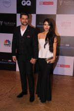 Aftab Shivdasani at GQ Fashion Nights Red Carpet on 1st Dec 2015