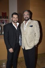 Aftab Shivdasani, Kabir Bedi at GQ Fashion Nights Red Carpet on 1st Dec 2015