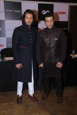 Amaan Ali Khan, Ayaan Ali Khan at GQ Fashion Nights Red Carpet on 1st Dec 2015 (187)_565eeee26cedd.JPG
