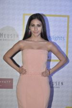 Amyra Dastur at GQ Fashion Nights Red Carpet on 1st Dec 2015