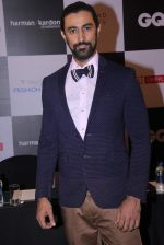 Kunal Kapoor at GQ Fashion Nights Red Carpet on 1st Dec 2015