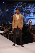 Model walks for Van Heusen show on 1st Dec 2015