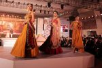 Model walks for ibja show on 1st Dec 2015