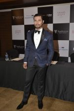 Randeep Hooda at GQ Fashion Nights Red Carpet on 1st Dec 2015