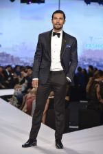 Randeep Hooda walk for troy costa Show on 1st Dec 2015