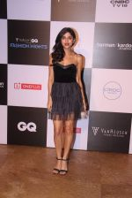 Sapna Pabbi at GQ Fashion Nights Red Carpet on 1st Dec 2015