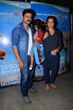 Shweta Kawatra, Manav Gohil at the good dinosaur screening on 1st Dec 2015 (30)_565ead2426f0c.JPG