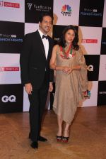 Sulaiman Merchant at GQ Fashion Nights Red Carpet on 1st Dec 2015