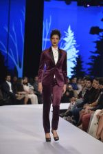 Tina Desai walk for troy costa Show on 1st Dec 2015