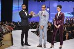 Tina Desai, Randeep Hooda walk for troy costa Show on 1st Dec 2015
