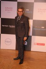 at GQ Fashion Nights Red Carpet on 1st Dec 2015