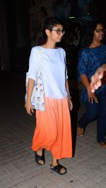 kiran rao snapped at pvr on 1st Dec 2015