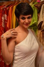 Mandira Bedi at Atosa launches new collection on 2nd Dec 2015