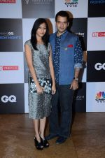 Nachiket Barve on day 2 of GQ Fashion Nights on 3rd Dec 2015