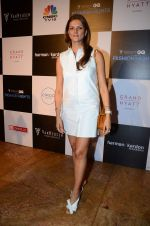 Nandita Mahtani on day 2 of GQ Fashion Nights on 3rd Dec 2015
