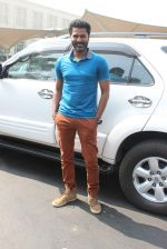 Prabhu Deva snapped at airport on 2nd Dec 2015