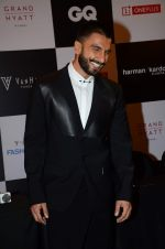 Ranveer Singh on day 2 of GQ Fashion Nights on 3rd Dec 2015