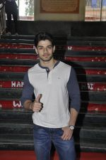 Sooraj Pancholi at a college in Chandivli on 3rd Dec 2015