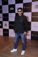 Zayed Khan on day 2 of GQ Fashion Nights on 3rd Dec 2015