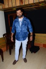 Avadhoot Gupte at song recording on 3rd Dec 2015 (1)_56615b9087084.JPG