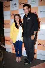 Nachiket Barve at Canvas by Jet Gems launch on 3rd Dec 2015 (150)_56615cc873bea.JPG