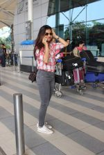 Radhika Apte snapped at airport on 3rd Dec 2015