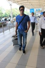 Salim Merchant snapped at airport on 3rd Dec 2015