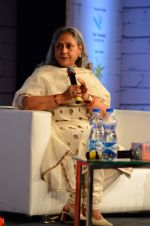 Jaya Bachchan at Times Literature Festival on 4th Dec 2015