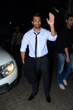 Karan Singh Grover snapped at PVR on 4th Dec 2015