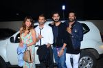 Karan Singh Grover, Rocky S and Bipasha Basu snapped at PVR on 4th Dec 2015 (32)_5662d77e7dc47.JPG