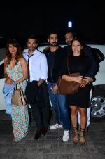 Karan Singh Grover, Rocky S and Bipasha Basu snapped at PVR on 4th Dec 2015 (35)_5662d77f468f0.JPG
