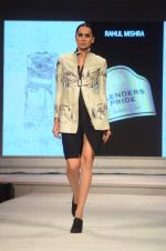 Model walk the ramp on day 1 of Blenders Pride Tour on 4th Dec 2015