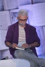 Naseeruddin Shah at Times Literature Festival on 4th Dec 2015