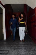 Shilpa Shetty and Raj Kundra snapped at PVR on 4th Dec 2015