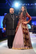 Sonakshi Sinha walk the ramp on day 1 of Blenders Pride Tour on 4th Dec 2015