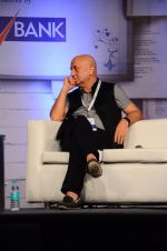Anupam Kher at Times Litfest at Mehboob studios on 5th Dec 2015