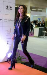 Gauri khan during the Lamp Lighting & Inauguration of IREX International Real Estate Expo 2015 in Delhi on 4th Dec 2015 (89)_566533beb6207.JPG