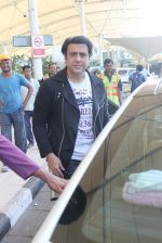 Govinda snapped at the airport on 6th Dec 2015 (13)_5665337170110.JPG