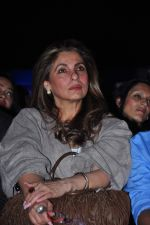 Dimple Kapadia at Times Lit Fest on 6th Dec 2015