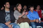Dimple Kapadia, Aarav Kumar at Times Lit Fest on 6th Dec 2015