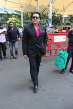Govinda snapoped at airport on 7th Dec 2015 (13)_566693a456be3.JPG