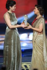 Madhuri Dixit and Richa at Marrakech festival on 7th Dec 2015 (14)_566695b3109e8.JPG