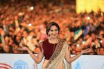 Madhuri Dixit and Richa at Marrakech festival on 7th Dec 2015 (24)_566695ba02116.JPG