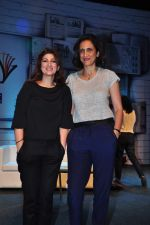 Twinkle Khanna at Times Lit Fest on 6th Dec 2015
