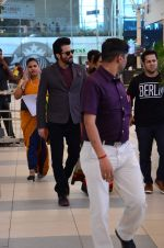 Anil Kapoor snapped at airport on 8th Dec 2015