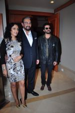 Anil Kapoor, Kabir Bedi, Parveen Dusanj at DVD launch of European TV show Sandokan on 8th Dec 2015 (18)_5667c3a42ac73.JPG