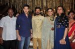 Namrata Shirodhkar, Mahesh Babu at Awini Dutt Daughter Priyanka Dutt Wedding Reception on 7th Dec 2015 (15)_5667bc58197c5.JPG